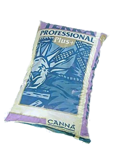 CANNA Terra Professional Plus Substrat, 50L Erde