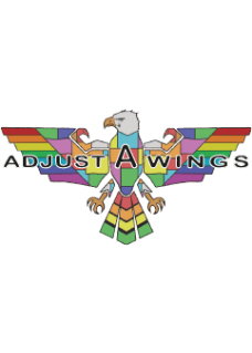 Adjust-A-Wings Reflektor white Defender Small