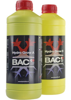 BAC Hydro Topflower Grow A&B je 1L