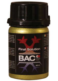 BAC Organic Final Solution 60ml