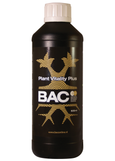 BAC Organic Plant Vitality Plus 500ml (Spray)