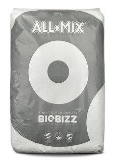 BioBizz ALL-MIX Erde mit Perlite 50L