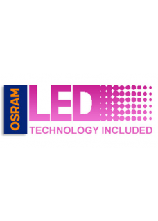 Purple Alien LED new generation 2.0 Osram 128x3W 250W mit optischen Linsen