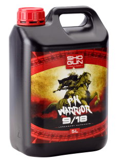 SHOGUN PK Warrior 9/18 5L