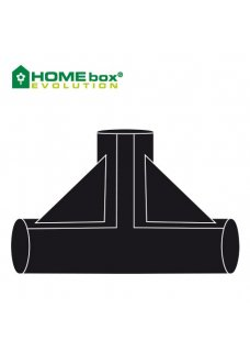 T-Stück HOMEbox Spare Parts 22mm 2Stk