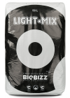 BioBizz LIGHT-MIX Erde mit Perlite 50L