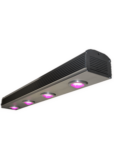 PlantLED Melior LED-Pflanzenlicht 320W Power Red Spektrum