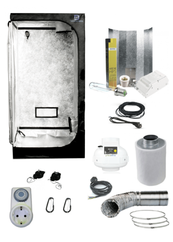 DiamondBox SL100 NDL 400W Grow Set Eco