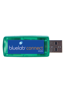 BlueLab Connect USB-Stick zur Datenübertragung