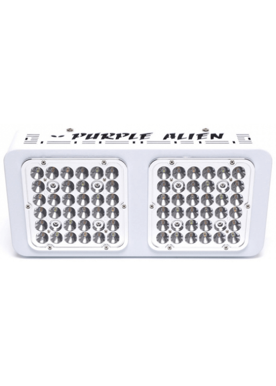 Purple Alien LED new generation 2.0b 64x3W 125Watt mit Reflektoren