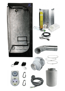 DiamondBox SL80 NDL 250W Grow Set Eco
