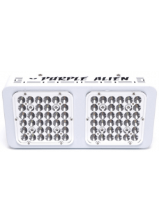 Purple Alien LED new generation 2.0 Bridgelux 64x3W 125Watt mit Reflektoren