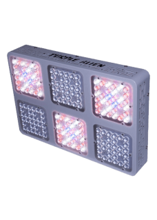 Purple Alien LED new generation 2.0 Osram 192x3W 375W mit optischen Linsen