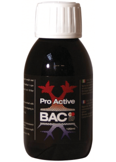 BAC Organic Pro-Active 120ml (Spray)