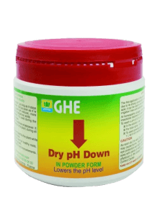 GHE pH Down Pulver 250g