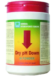 GHE pH Down Pulver 5Kg