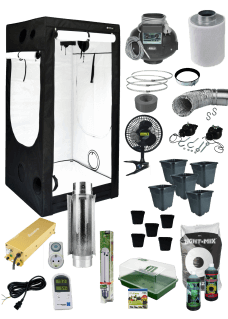 HOMEbox Q100 Cool Grow Set 400W Advanced