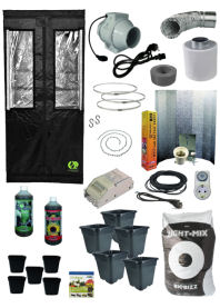 GrowLab 80 250W Grow Set Angebot Beginner nur 359 €